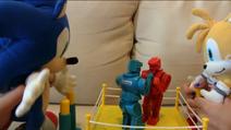 Metal Sonic's Baby 007