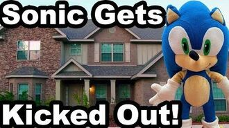 TT Movie Sonic Gets Kicked Out!