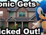 Sonic Gets Kicked Out!