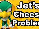 Jet's Cheesy Problem