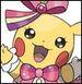 Pikachu colored