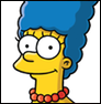 Marge colored