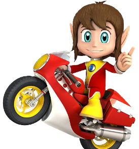 Alex Kidd Icon