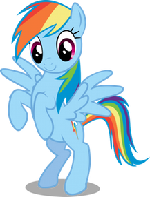 Rainbow Dash Icon
