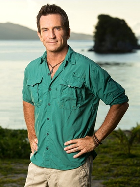 Jeff Probst Icon