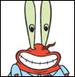 Mr. Krabs colored