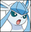 Glaceon colored