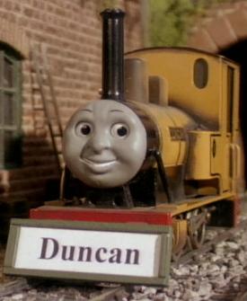 Duncan Icon