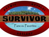 Survivor: Fans vs. Favorites