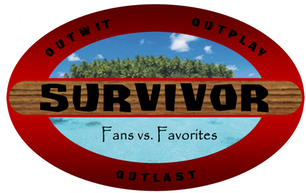 Fans vs. Favorites Logo