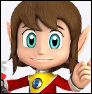 Alex Kidd colored