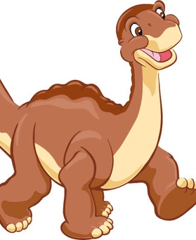 Little Foot Icon