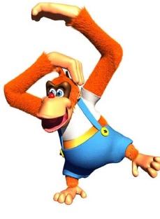 Lanky Kong Icon