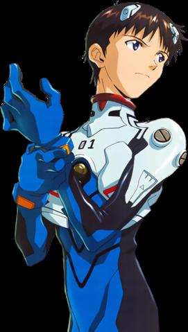 Shinji Icon