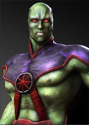 Martian Manhunter Icon