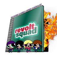 Revolt Squad (1998) Soundtrack cover