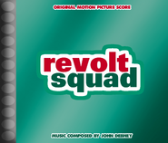 Revolt Squad (1998) Score cover