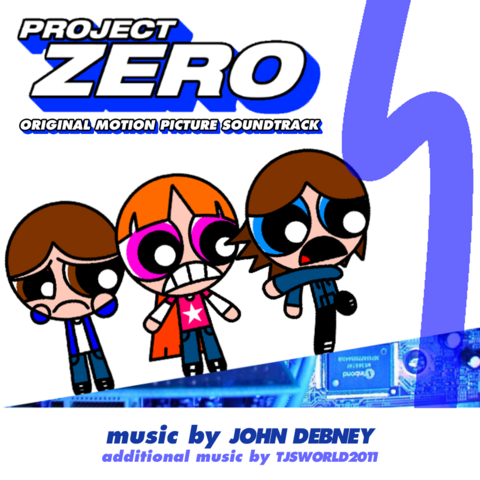 File:Project Zero OST concept front cover.png
