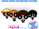Team POWER: Music from the Motion Picture