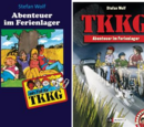 Abenteuer im Ferienlager (Buch)