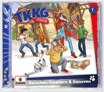 TKKG Junior 7 - Zwischen Gauklern und Ganoven (Hörspiel)