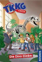 TKKG Junior - Die Dino-Diebe