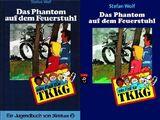 Das Phantom auf dem Feuerstuhl (Buch)