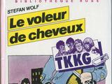 Le voleur de cheveux (französisches Buch)