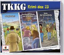 Cover - Krimi-Box 23 - 3 CD