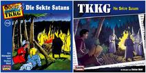 114 - Die Sekte Satans - CD-Cover (Alt und Neu)