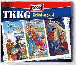 Cover - Krimi-Box 3 - 3 CDs