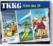 Cover - Krimi-Box 24 - 3 CDs
