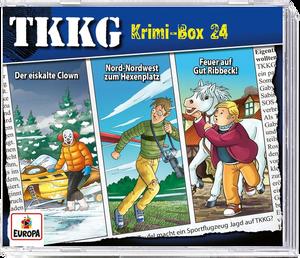 Cover - Krimi-Box 24 - 3 CDs