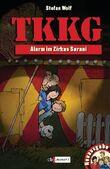 TKKG 10 Alarm im Zirkus Sarani Cbj-Avanti-Neuausgabe