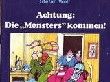 """Achtung: Die """"Monsters"""" kommen! (Buch)"""