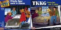 Frische Spur nach 70 Jahren Cover 1 und 2