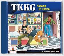 210 - Raubzug im Casino - CD-Cover