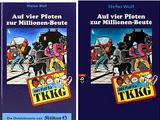 Auf vier Pfoten zur Millionen-Beute (Buch)
