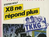X 8 ne répond plus (französisches Buch)