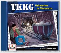 211 - Geiselnahme im Villenviertel - CD-Cover