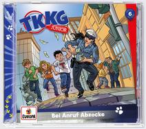 TKKG Junior 6 - Bei Anruf Abzocke (Hörspiel)