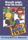 TKKG-Trampbuch Margit zeigt, was sie kann