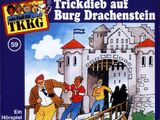 Trickdieb auf Burg Drachenstein (Hörspiel)