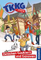 TKKG Junior 6 - Zwischen Gauklern und Ganoven (Buch)