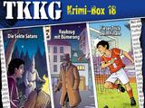 Krimi-Box 18 (Hörspielbox)