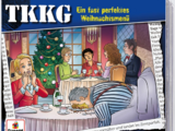 Ein fast perfektes Weihnachtsmenü (Hörspiel)