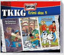 Cover - Krimi-Box 5 - 3 CDs