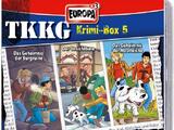 Krimi-Box 5 (Hörspielbox)