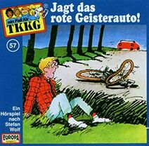 Jagt das rote Geisteraute - CD Cover