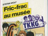 Fric-frac au musée (französisches Buch)